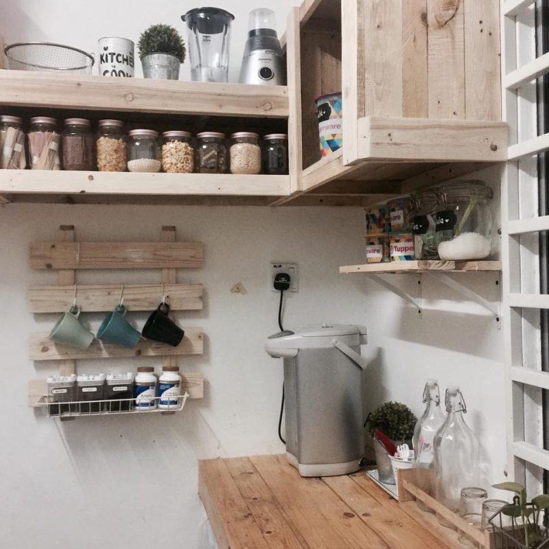 Diy Perabot Dapur Desainrumahid Com