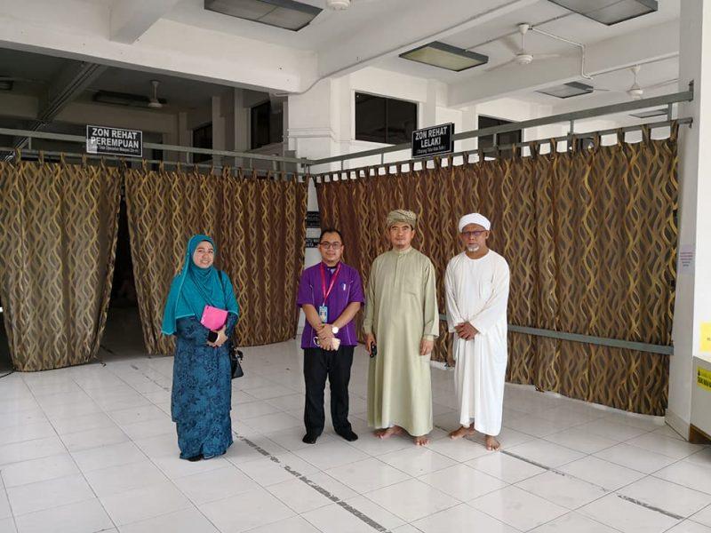 'Kids Corner' Ruang Bermain Ini Akan Buat Anak-anak Ceria Ke Masjid