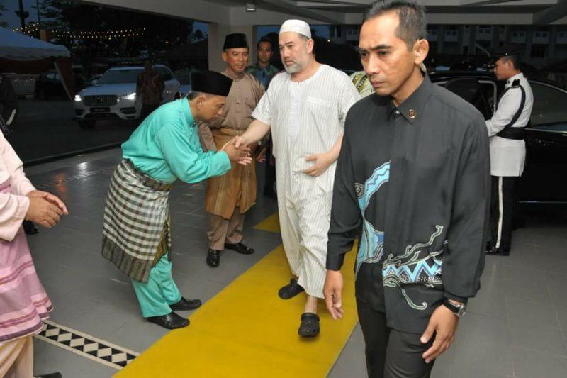 KDYMM Sultan Muhammad V