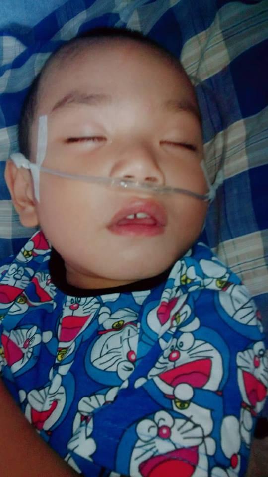 Bila Ibu Susah Cuma Beri Furqan Minum Susu Pekat Manis, Berulang Pula Ke Hospital Naik Turun Bas Ekspress
