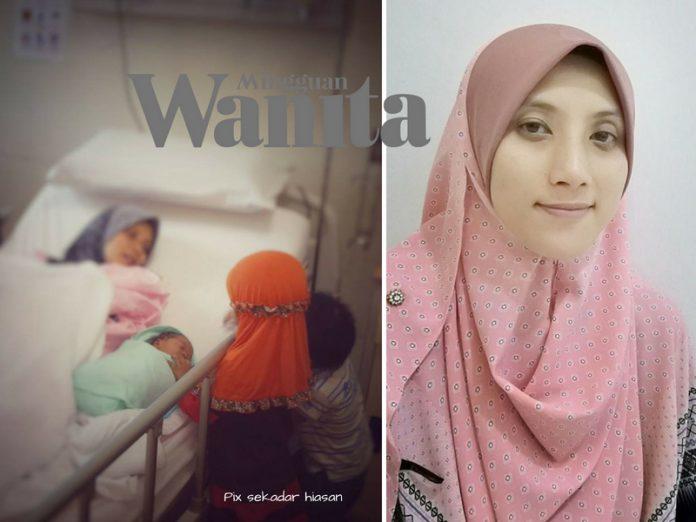 Anak Kedua Baru Beberapa Bulan, Isteri Hamil Lagi, Bila Doktor Saran Rancang Kehamilan, Suami Pula Melenting Lebih