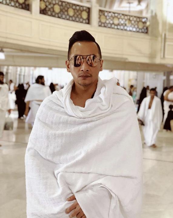 Isteri Terharu Baca Ikrar Cinta Datuk AC Mizal, Mahu Jaga Suami Sampai Akhir Hayat