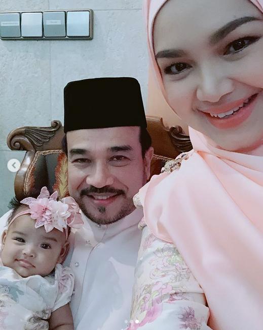 'Apalah Kakak Tya Dah Buat Tu' Datuk Siti Nurhaliza Terhibur Dengan Gelagat Adik-Kakak Ini