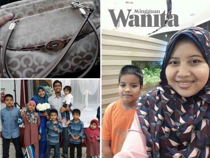 Awas! Mak-mak Yang Suka Simpan Semua Barang Berharga Dalam Satu Beg, Baca Kisah Pengajaran Ini