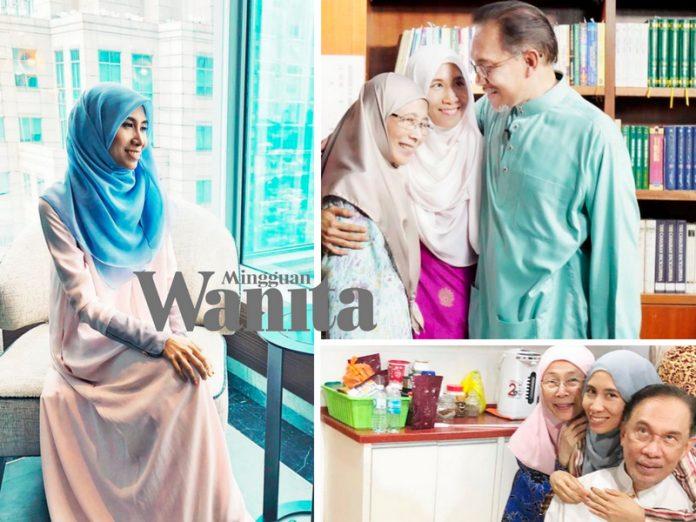 Sayu Luahan Hati Nurul Nuha, Anak Kedua Anwar Ibrahim