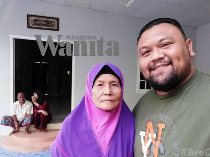 'Dekat 70 Tahun Mek Masih Kuat, Akan Lebihkan Anak Menantu Banding Diri Sendiri' Rupanya Ibu Mentualah Rahsia Hebat Isterinya