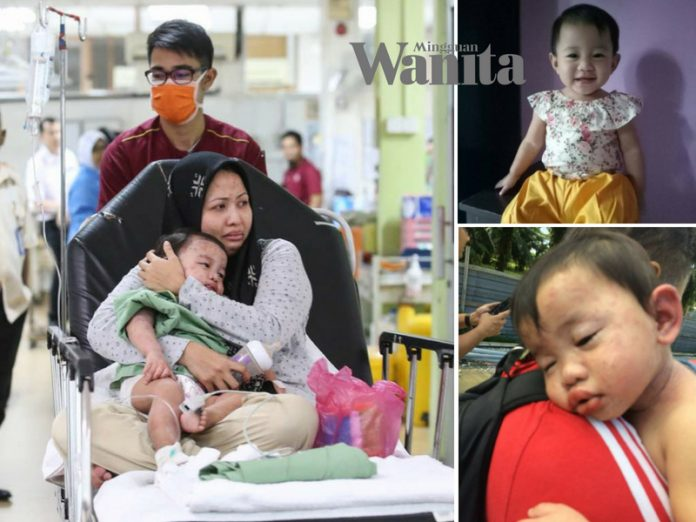 Bayi 17 Bulan Hilang, Selepas 15 Jam Ditemui Dengan Kesan Gigitan Serangga, Kejam Pelakunya!