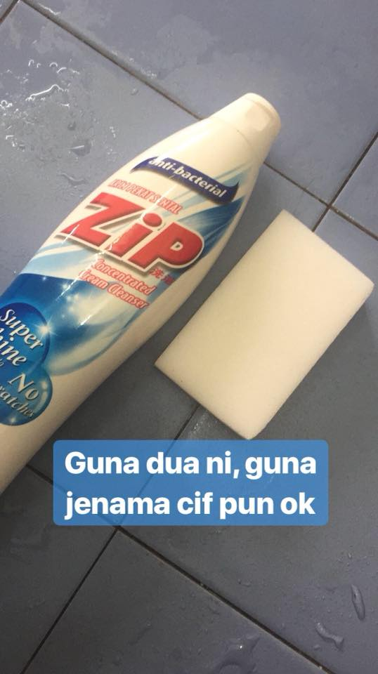 cuci tandas