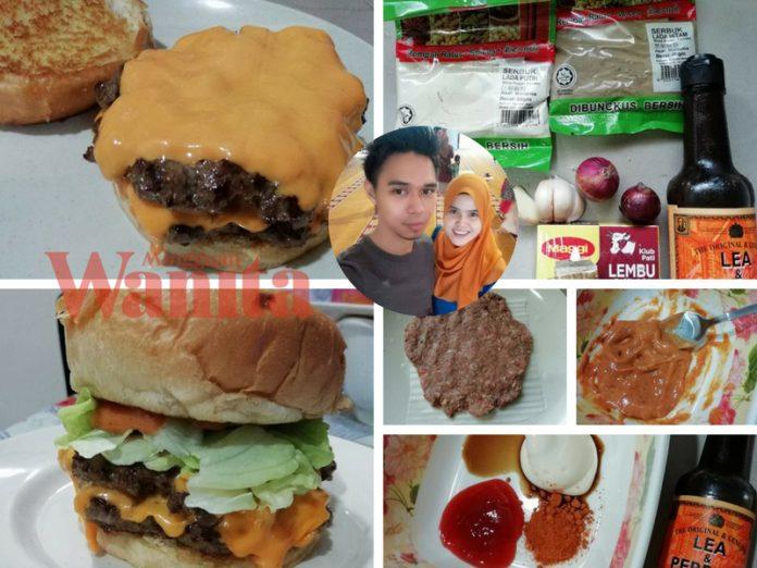 burger home made