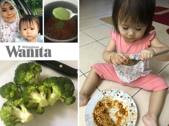 'Kalau Nampak Hijau Je Confirm Tak Makan', Ini Cara Berkesan Anak Makan Sayur Tanpa Sedar