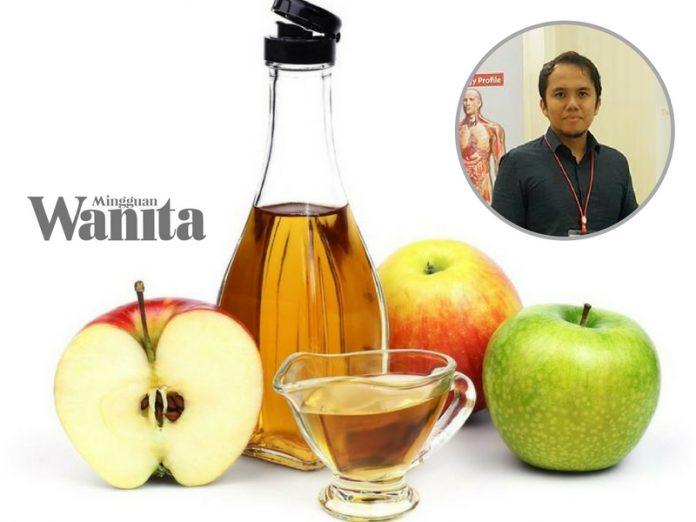 Betul Ke Selamat Minum Cuka Epal Ini, Sila Baca Jawapan Doktor Terang