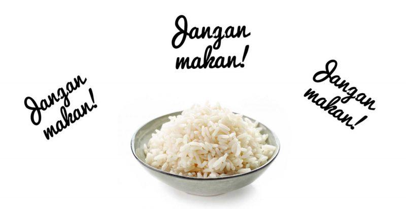 Ini 7 Panduan Makan Nasi Untuk Penderita Kencing Manis, Ikut Saranan Saintis