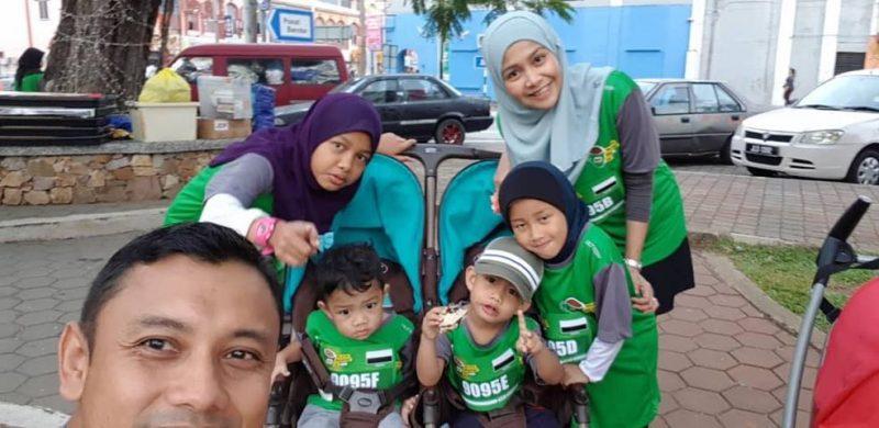 'Bau Ubun Ubun Anak Itulah Rahsia Hati Tenang' Kongsi Ibu Yang 12 Tahun Jauh Dari Suami
