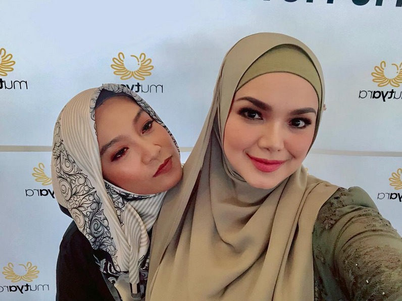 'Maaf Ya Pada Adik Yang Saya Bagi Gedebuk' Siti Nurhaliza Akui Pernah Belasah Budak Lelaki Waktu Sekolah