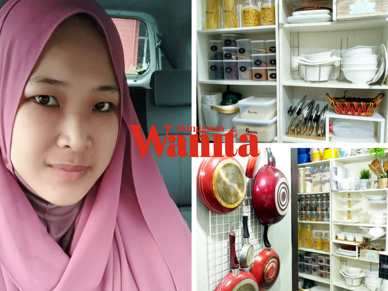 Idea Deko Dapur Kecil Ala Farmhouse