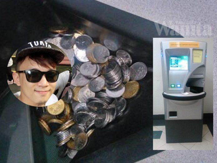 mesin deposit syiling