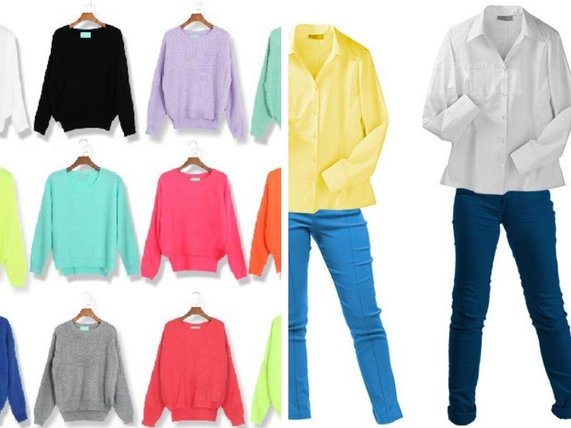 Warna Pakaian Yang Kita Pilih