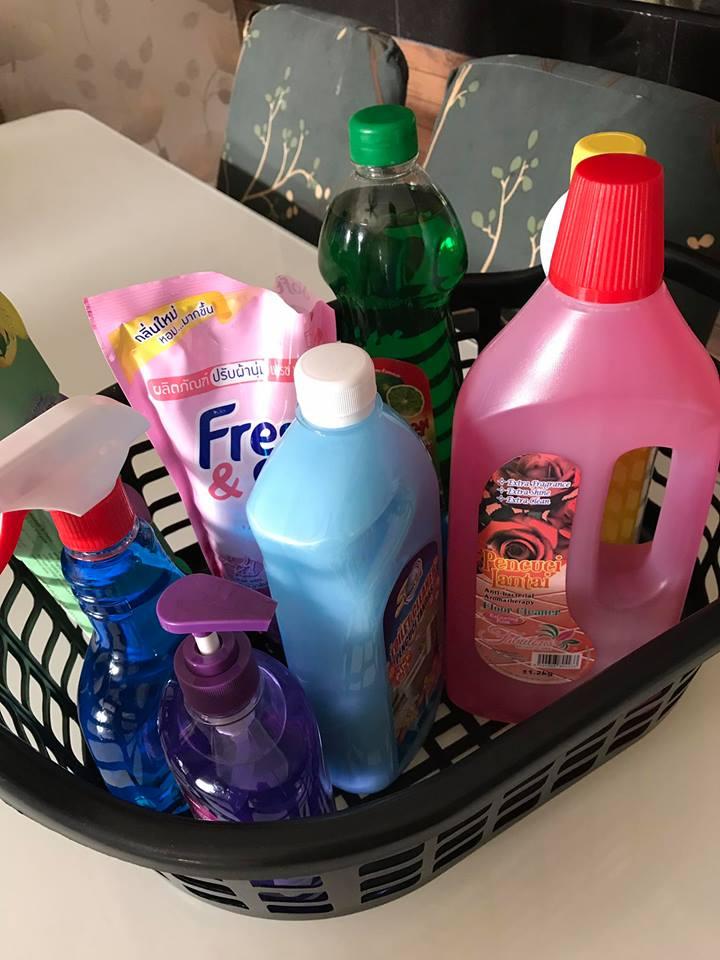 12 Item Cuci Cuci RM2 Wajib Beli, Bahagiakan Kerja Mak Mak Dalam Rumah