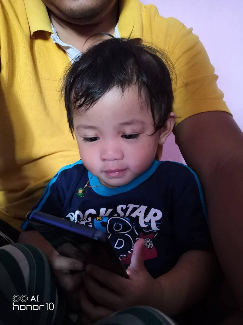 'Setiap 7hb Aisyah Akan Menangis, Minta Dukung Tak Nak Renggang' Bayi Diculik Masih Trauma