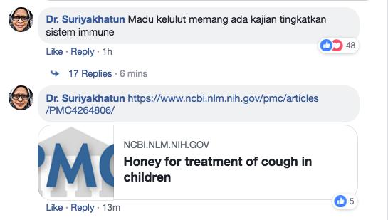 Hati-hati Suap Ubat Batuk Dekat Anak 2 Tahun Yang Ada Ekzema - Dr Suriyakhatun
