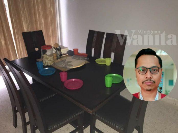meja makan