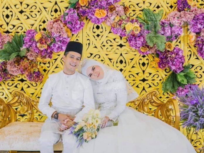 """Bukan Majlis, Fotoshoot Je"" Ude Wahid Jelaskan Gambar Perkahwinan Dengan Izreen Azminda"