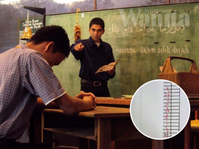 'Aku Sebut Markah, Hukum.. ' Lepas 4 Tahun Guru Ini Sedar Had Pelajar Kelas Hujung