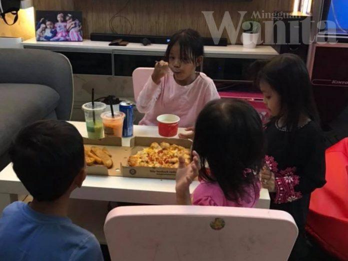 Jangan Lokek! Selalu Lah Belanja Anak Makan, Itu Rahsia Besar Murah Rezeki