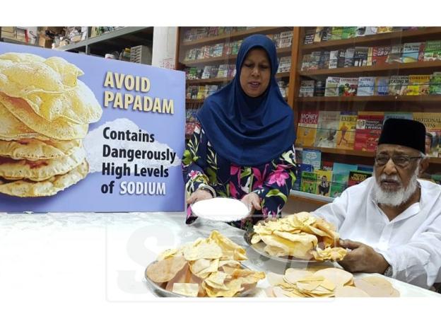 Ini Sebab Bahaya Makan PAPADOM, Terlebih Ambil Boleh Buat Perut Berangin