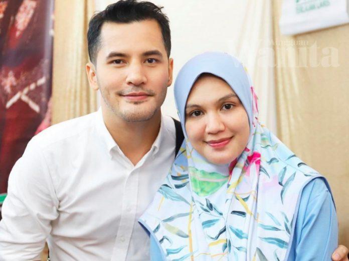 Susah Atau Senang, Aliff Syukri Tunaikan Janji Bawa Isteri Umrah Setiap Tahun