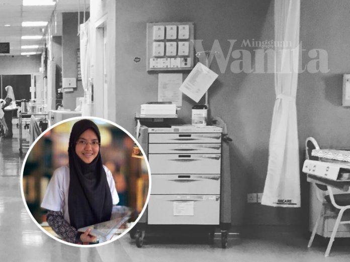 Bukaan Dah 4cm, Ada Tanda Darah, Untungnya Doktor Tetap Jaga Solat Ibu Bersalin Ini