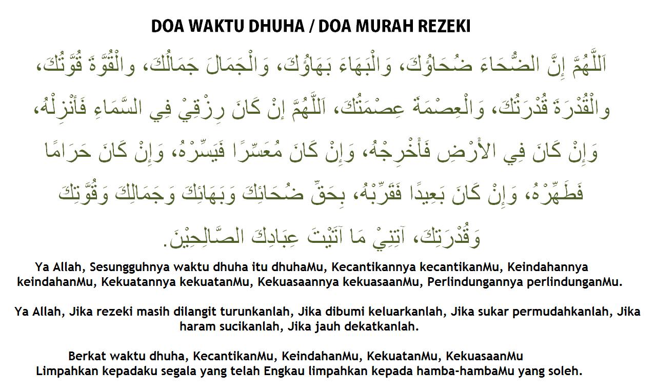 Siang Malam Minta Doa Murah Rezeki, Sayangnya Dah Kat Tangan Kita Pun Buang