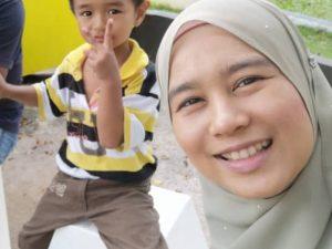 anak kanser neuroblastoma ibu harapkan anak sembuh