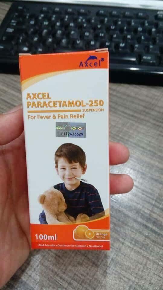 Panduan Betul Beli Ubat Demam Untuk Anak, Awas! Terlebih Suap Rosakkan Hati