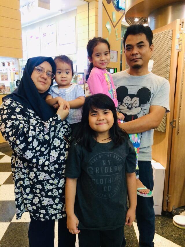 Ibu Hamil Ditahan Di Singapura, Selamat Pulang Ke Tanah Air