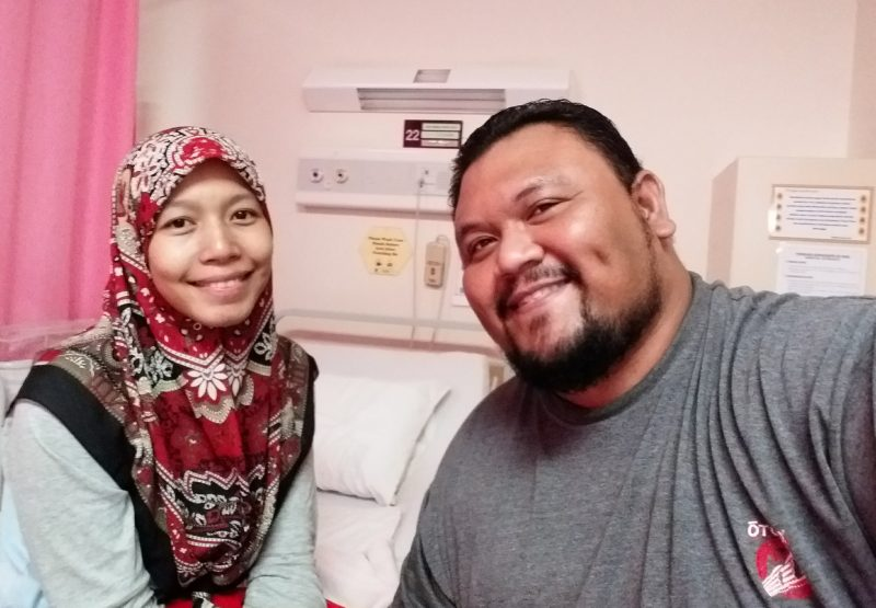 Suami Kena 'Support', Sebab Ini Yang Jadi Bila Isteri Dalam Bilik Bersalin