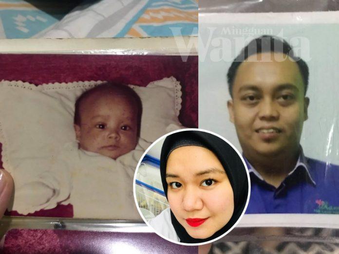 Wanita Ini Mohon Bantu Suaminya, Cari Keluarga Kandung Terpisah Sejak Usia Seminggu