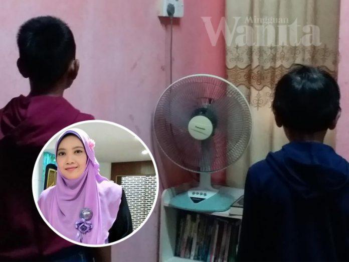 Bila 2 Anak Lelaki Bergaduh, Mak Guna Cara Paling RARE Diamkan Kalut Ribut