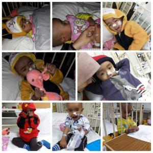 anak kanser neuroblastoma ibu tetap doakan anak sembuh