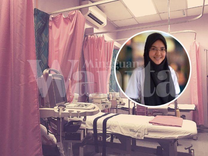 Mak Bersalin, Lepas Ini Jangan Tanya Doktor 'Berapa Banyak Jahit' Lagi Dah