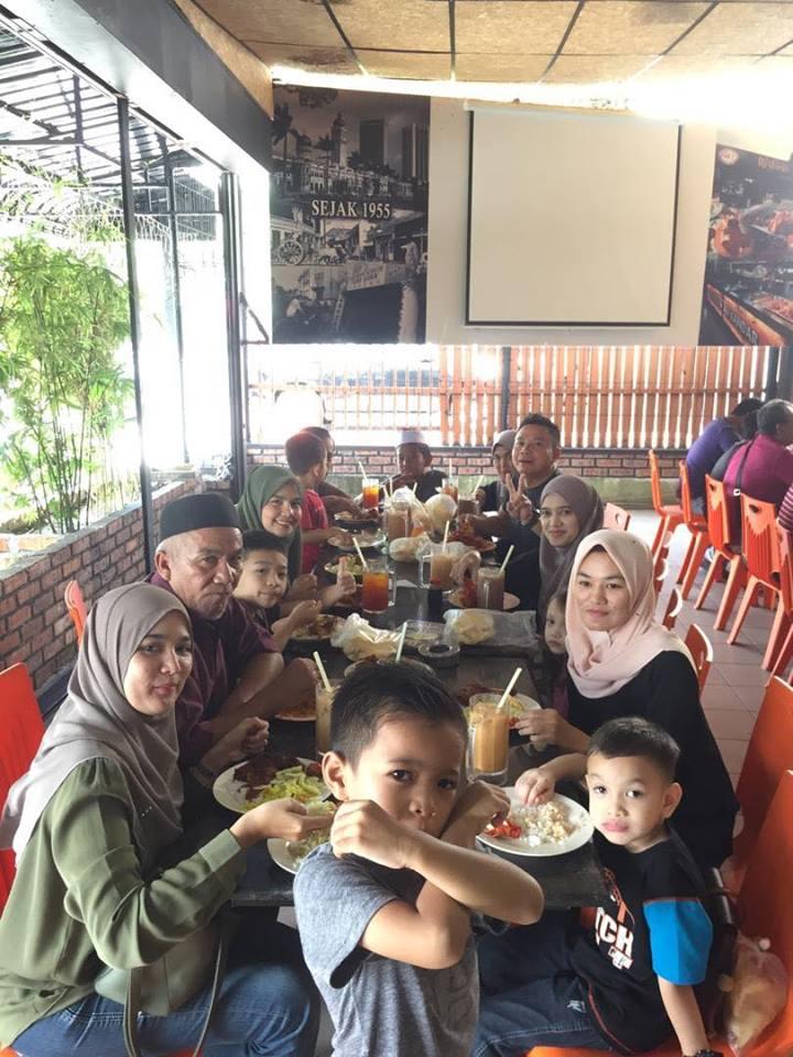 urusan dengan family
