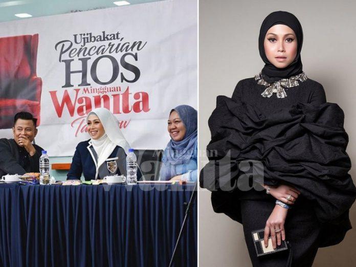 Azrinaz Pesan, Bila Nak Pergi Audition Hos Tu Elak Make Up Sekati Tebal