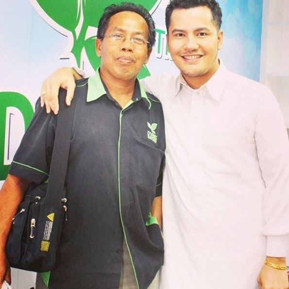Abah Dato' Aliff Syukri