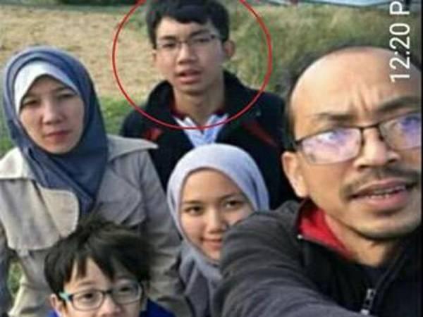 Damailah Haziq Di Sana.. RM90,000 Sumbangan Tabung Kecemasan Sinar Untuk Keluarga Mangsa