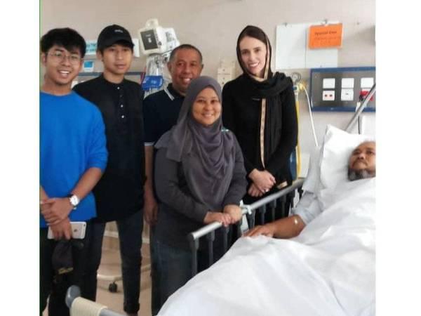 'Kalau Ditakdirkan Tak Berjumpa, Saya Sudan Maafkan Dia' Luah Isteri Mangsa Tembakan Di Christchurch