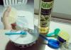 DIY skrub bibir