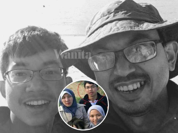 Perjalanan Akhir Anak Kedua, Ayah Tercedera Iringi Pemergian Jenazah Haziq