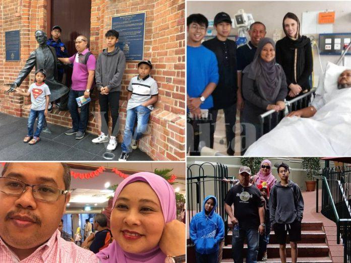 'Kalau Ditakdirkan Tak Berjumpa, Saya Dah Maafkan Dia' Luah Isteri Mangsa Tembakan Di Christchurch