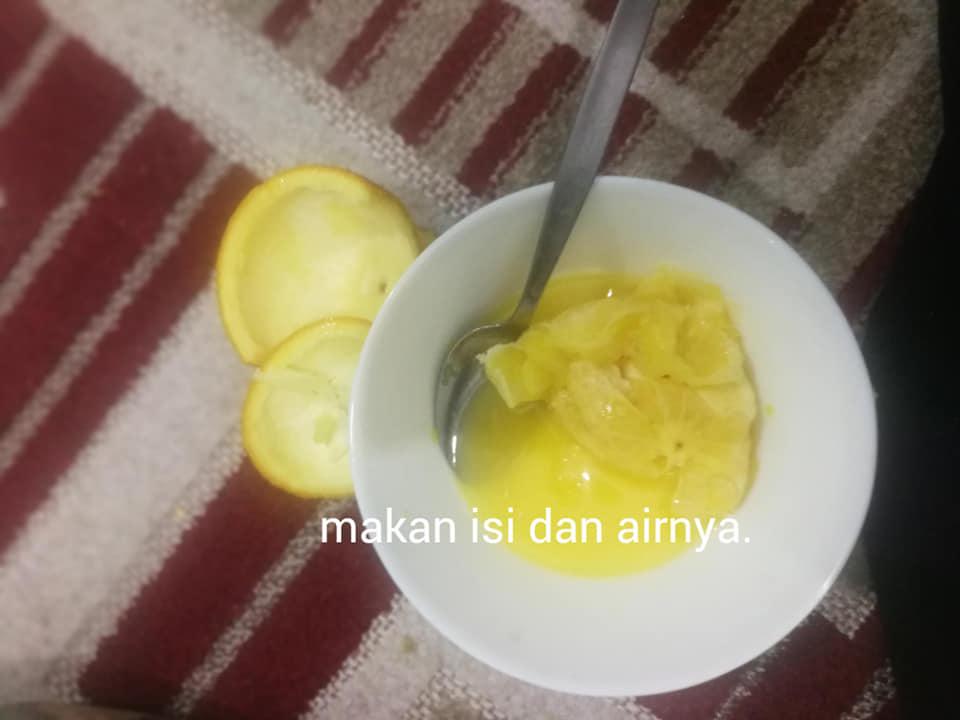 buah oren