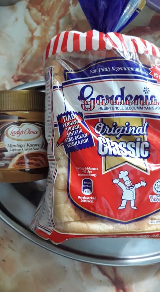 Roti Peanut Butter